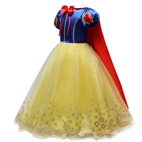 2019 Children Girl Snow White Dress for Girls Prom Princess Dress Kids Baby Gifts Intant Party Clothes Fancy Teenager Clothing - Joelinks store