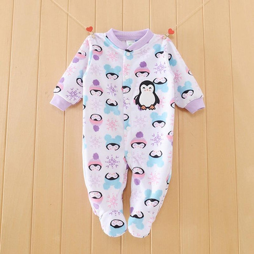 Winter Baby Rompers Cotton Baby Girl Clothes Newborn Baby Clothes Baby Boy Clothes Roupas Bebe Infant Jumpsuits Kids Clothing - Joelinks store