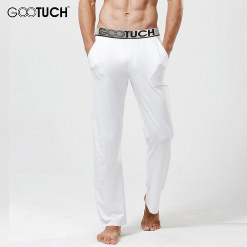 Men's Modal Pajamas Pants Comfortable Male Long Johns Man See Through Sleep Bottoms 5XL 6XL Everyday Cuecas Underwear G-3007 - Joelinks store