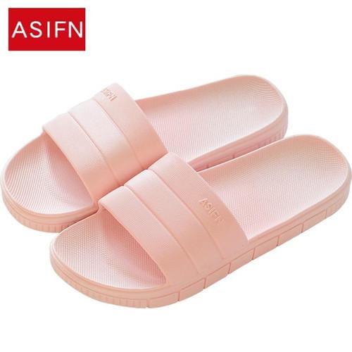 ASIFN Women's Slippers Woman Shoes Non-slip Slipper Men Slides Loves Indoor Home Summer Flip Flops Fluffy Sandals zapatos mujer - Joelinks store