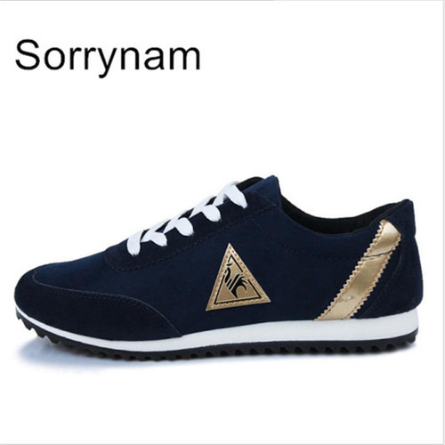 SORRYNAM New Mens Shoes Casual Men's Flats Zapatos Hombre Loafers Fashion Man canvas Shoes Breathable Walking - Joelinks store