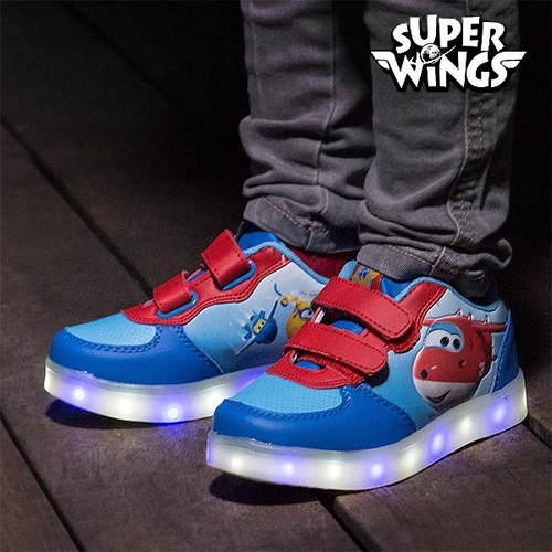 Super Wings LED Trainers - Joelinks store