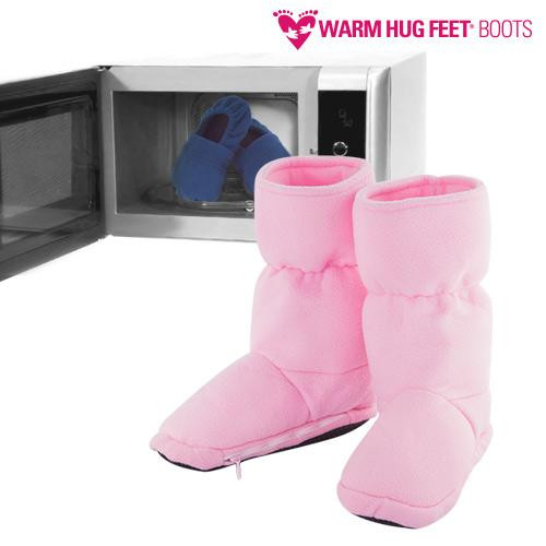 Warm Hug Feet Microwavable Boots - Joelinks store