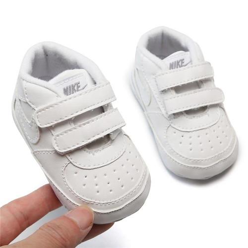 Toddler Baby Shoes Boys 0-18M Kids Soft Soled PU Leather Sneakers Footwear Prewalker Newborn Infant Girls Non-slip First Walkers - Joelinks store