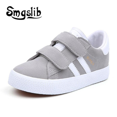 Kids Shoes children Breathe boys sport trainers shoes Casual baby school Flat Leather Sneaker 2018 girls Sneaker toddler shoes - Joelinks store