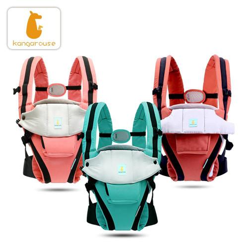 Kangarouse cotton ergonomic baby carrier for new-born to 36 month KG-100 - Joelinks store