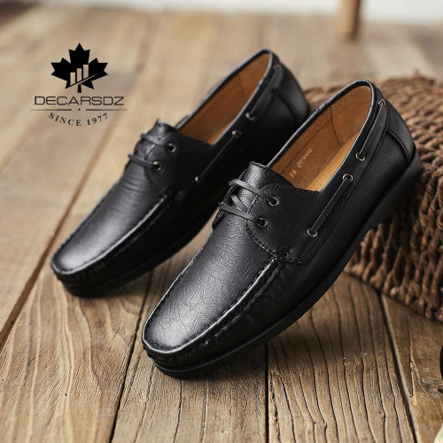 Boat Shoes For Men New Fashion Moccasins Men's Shoes Man Comfy Slip-On Design Breathable Men's Casual Shoes Male Brand Loafers