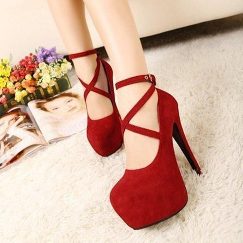 2020 Hot Fashion New high-heeled shoes woman pumps wedding party shoes platform fashion women shoes high heels 11cm fgb67