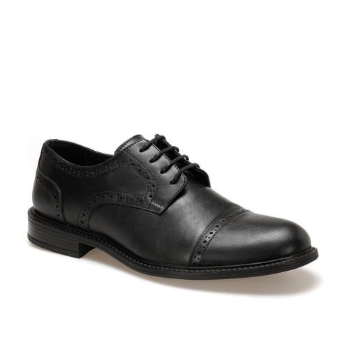 FLO 031-2 Black Male Maskaret Shoes DOWN TOWN