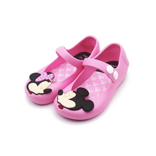 Mini Melissa Jelly Sandals 2019 New Minnie Mickey Girls Shoes Jelly Shoes Dargon Sandals Girl Non-slip Kids Sandals Toddler
