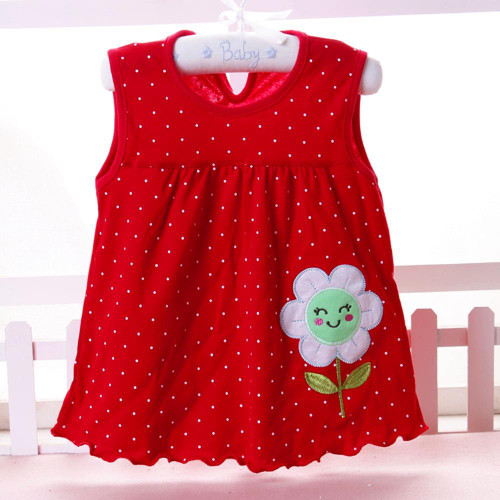 Baby Girls Dress summer clothes 2020