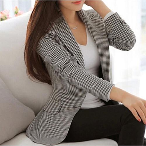 Bigsweety New Fashion Women 2020 Jacket Casual Female Outerwear 3XL