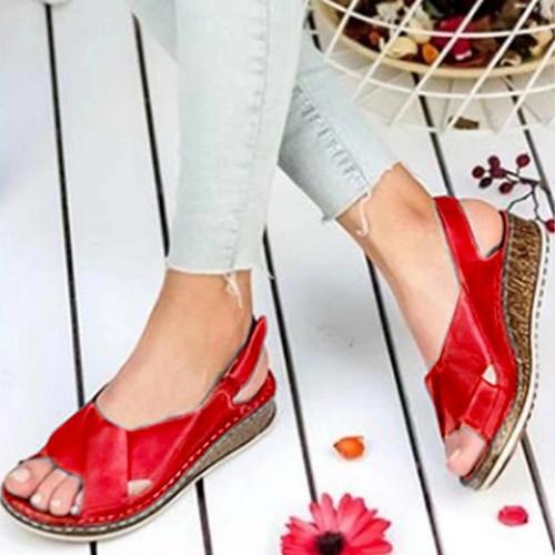 MoneRffi Women Sandals Summer 2020 Female Shoes Woman Peep-toe