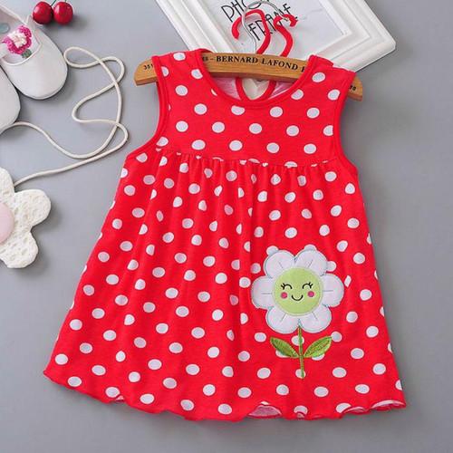 Baby girl dress 2018 summer girl baby dress, hot summer baby dress