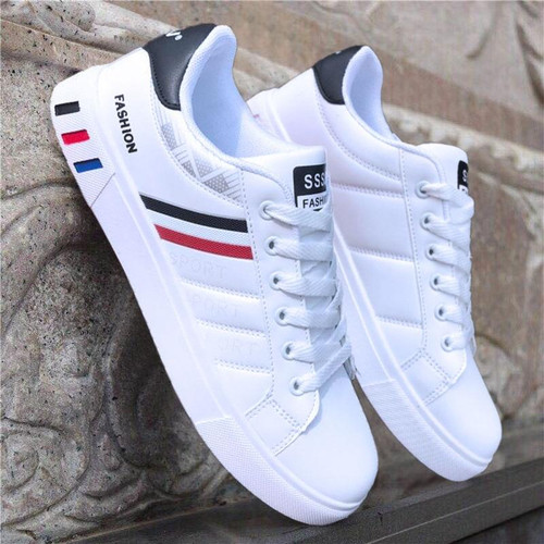 2019 Spring White Shoes Men Shoes Men's Casual Shoes Fashion Sneakers