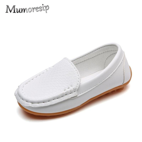 Mumoresip Fashion Super Soft Kids Shoes For Baby Toddlers Boys Girls