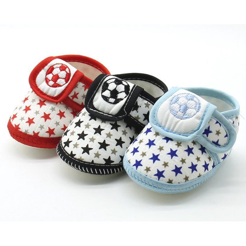 Low Price Loss Sale  Newborn InfantBaby Star Girls Boys Soft Sole Prewalker Warm Casual Flats Shoes Toddler Shoes Baby Shoes 15