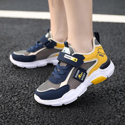 RECOISIN 2020 Kids unisex sneakers shoes Lightweight Breathable Mesh