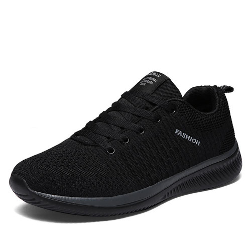 Mesh Men Casual Shoes Lac-up Men Shoes Lightweight Comfortable Breathable
