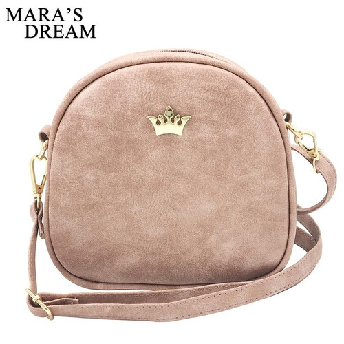Mara's Dream Fashion Women Handbag Messenger Bags PU Leather Shoulder Bag