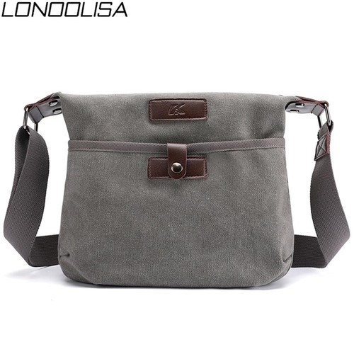 Fashion Simple Ladies Shoulder Bag Lightness Soft Canvas Bag High Quality