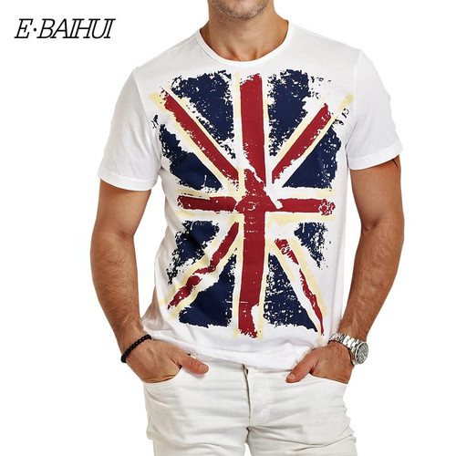 Male Slim Fit t shirt  Man T-shirts Casual brand T-Shirts Swag mens tops