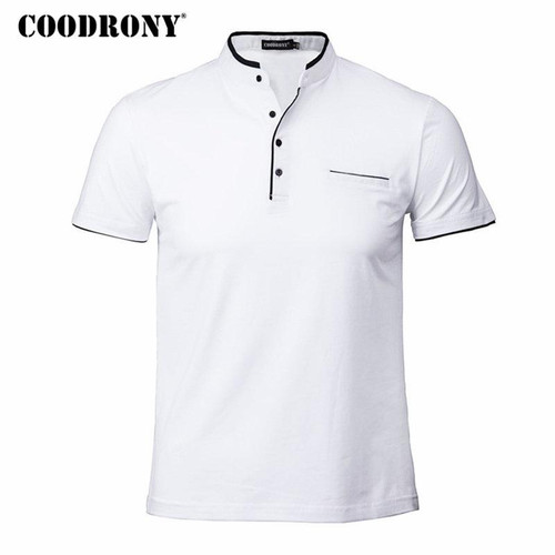 Short Sleeve Tee Shirt Men 2020 Spring Summer Men Brand Clothing Slim Fit Cotton