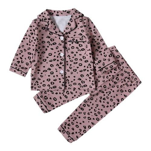SAILEROAD Baby Girls  Pyjamas Children Cartoon Cute Lovely Girl Pajamas