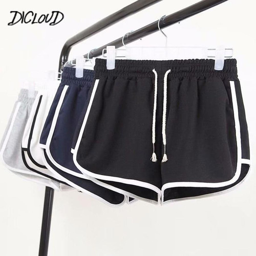 DICLOUD Fashion Summer Casual Shorts Woman