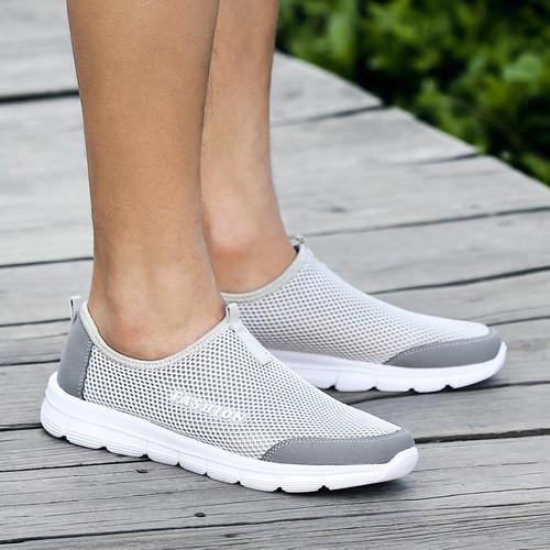 Male Running Shoes Lover's Trainers Walking Outdoor Sport Men Lightweight Sneakers