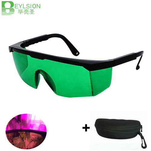 BEYLSION Grow Room Box Glasses UV Polarizing Goggles For Eye Protect Indoor