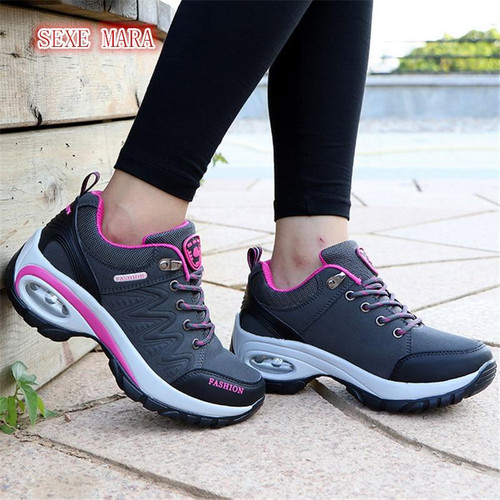 Women's Sneakers Women Air Running Shoes for Women Sport shoes Air Cushioning Outdoor female athletic shoe Trainers Jogging - Joelinks store