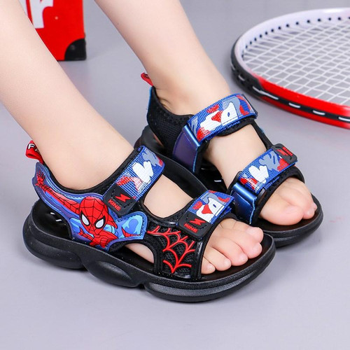 Boys  Sandals Summer Baby Toddler Boy Shoes Leather