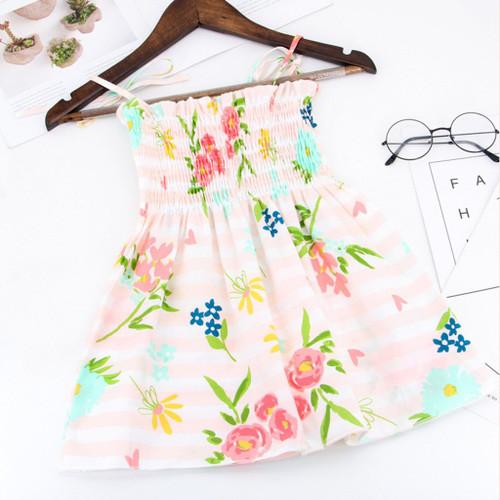 2020 Toddler Girl Clothes Kids Summer Dresses