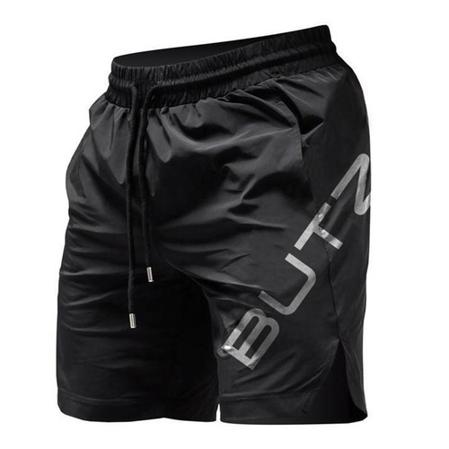 Summer Mens Fitness Shorts Bodybuilding Joggers Quick-drying Cool Shorts