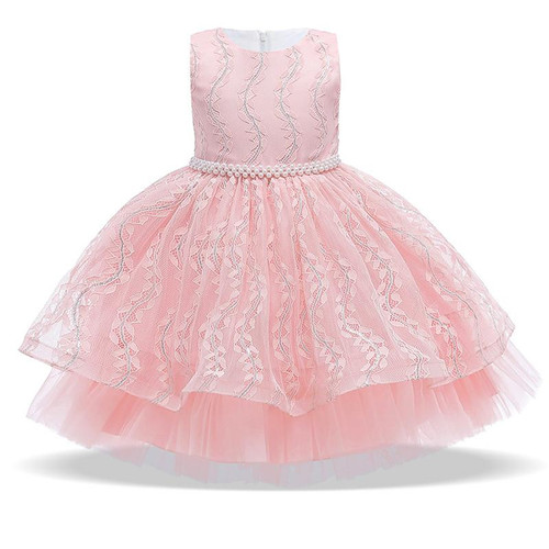 Flower Girl Dress Elegant Kids Dresses For Girls