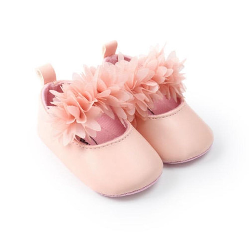 2018 Infant Toddler Baby Girl Soft Sole Crib Shoes PU Leather Sneaker Newborn to 18 Months Leather Shoes - Joelinks store