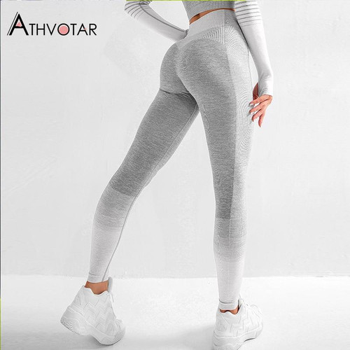 Seamless Fitness Leggings For Women