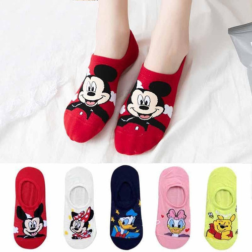 Summer ocks women Cartoon Cat Fox mouse Socks