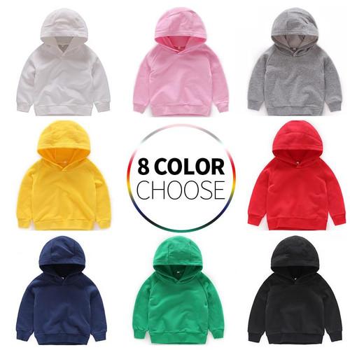 Children's Sweatshirt  Cotton Clothes Hoodie for Toddler Infant Children