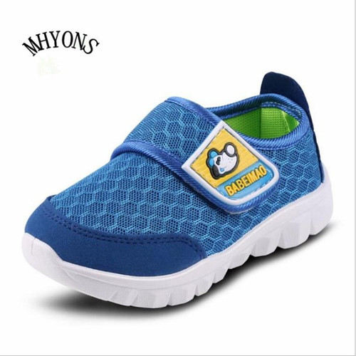 Hot Stripe fashion Children Shoes Casual Canvas Shoes For Girls trainer Boys tenis Kids Fashion Flats Comfortable Baby sneaker u - Joelinks store