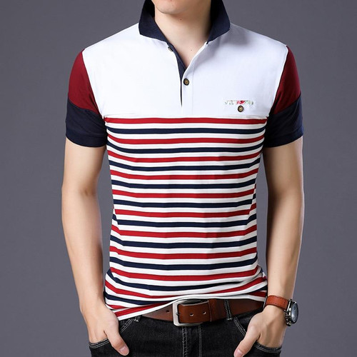Casual Design Style Brand Cotton Summer POLO SHIRT For Men