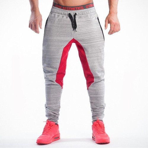 MOK MORS Casual Fashion Pants Joggers For Male Men Fitness