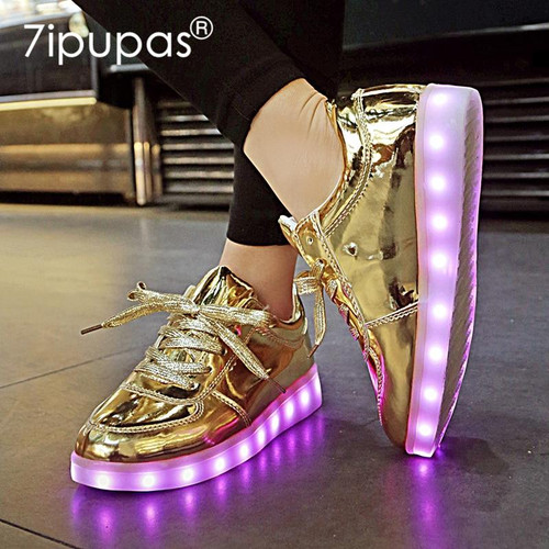 Lovely luminous sneakers Casual for Girls
