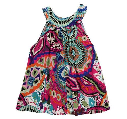 Lovely Princess Cotton Dresses for Girls, Kids Children