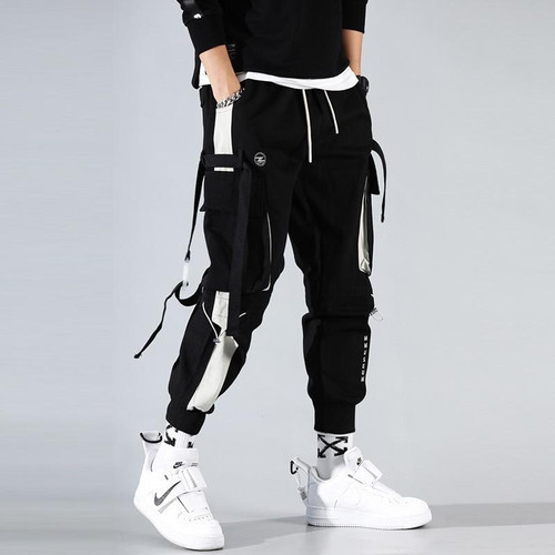 Casual Cargo Joggers Steetwear Casual Pants For Men