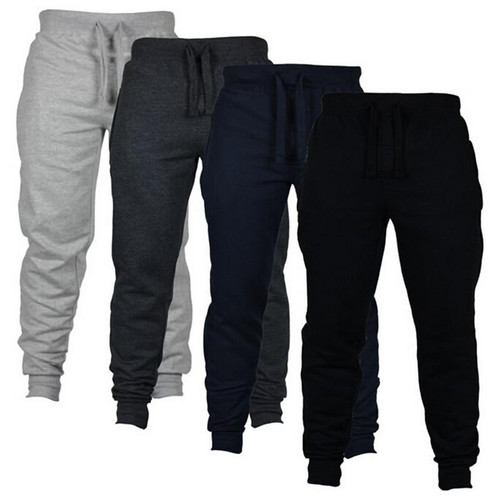 Puimentiua Sports Pants For Casual Streetwear for Men