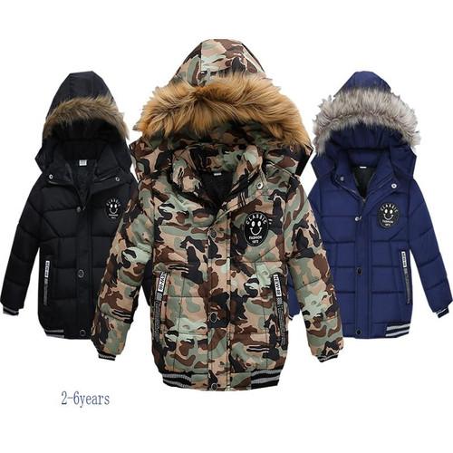 High Quality Winter Jacket For Boys Girls Kids Children