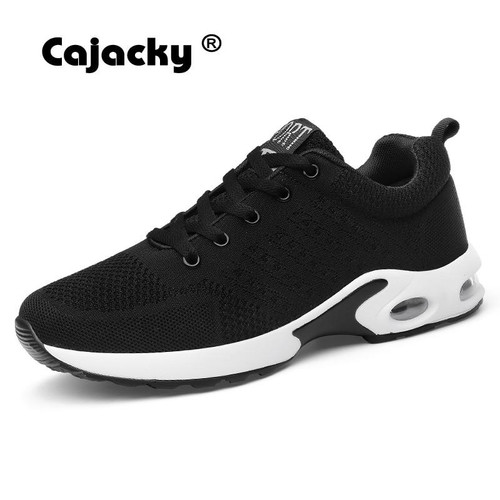 Cajacky Unisex Sneakers Shoes Men Casual Shoes Male Krasovki Fly Weave Sneakers Trainers Zapatillas Hombre Couple Big Size 35-45 - Joelinks store
