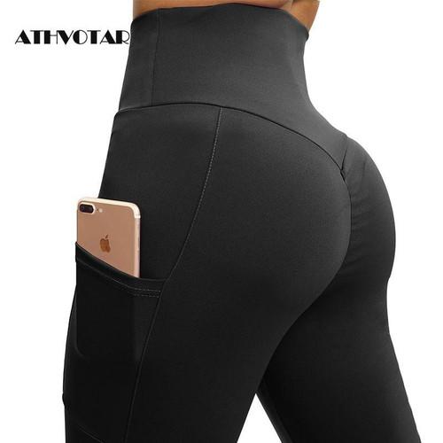 Fitness leggings Push Up Women Workout Leggings High Waist Ladies